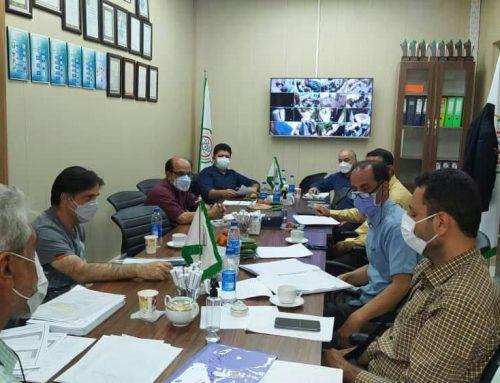 جلسه نرخ گزاری خدمات دستگاهای صوتی وتصویری