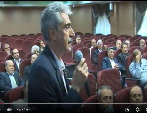 صحبت های ریاست اتحادیه درحضور مسولین پیرامون قاچاق کالا
